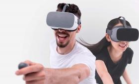 Pico G2: лёгкий автономный VR-шлем на Snapdragon 835