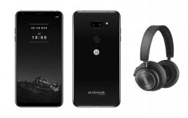 LG Signature Edition (2018): лимитированная версия V35