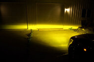 Желтый ксенон