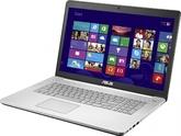 Ноутбук ASUS N750JK i5/1920x1080/6Gb/1000Gb/850M