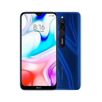 Смартфон Xiaomi Redmi 8 4/64GB Sapphire Blue Global Version
