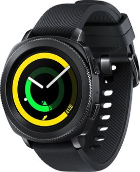 Часы Samsung Gear Sport Черный