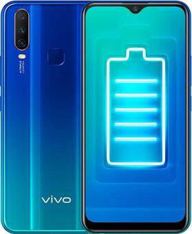 Смартфон vivo Y12 3/64GB Aqua Blue