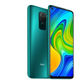 Смартфон Xiaomi Redmi Note 9 3/64GB (NFC) Forest Green (Зеленый) RU