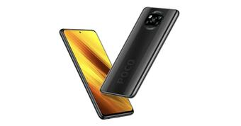 Смартфон Xiaomi Poco X3 NFC 6/64GB Shadow Grey