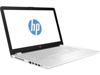 "Ноутбук HP 15-bw062ur (AMD A10 9620P 2500 MHz/15.6""/1920x1080/6Gb/500Gb HDD/DVD нет/AMD Radeon 530/Wi-Fi/Bluetooth/Windows 10 Home)"
