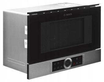 Микроволновая печь встраиваемая Bosch BFL634GS1