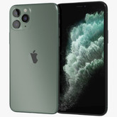 Смартфон Apple iPhone 11 Pro Max 64GB Midnight Green MWHH2RU/A