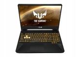"""Ноутбук ASUS TUF Gaming FX505DT-AU049 (AMD Ryzen 5 3550H 2100MHz/17.3""""/1920x1080/8GB/256GB SSD/DVD нет/NVIDIA GeForce GTX 1650 4GB/Wi-Fi/Bluetooth/Без ОС)"""