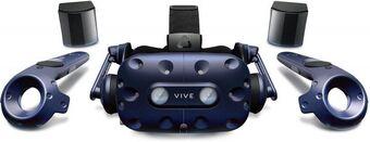 Шлем виртуальной реальности HTC Vive Pro Full Kit 2.0 синий