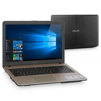 "Ноутбук ASUS X540LA-DM1082T (Intel Core i3 5005U 2000 MHz/15.6""/1920x1080/4GB/500GB HDD/DVD нет/Intel HD Graphics 5500/Wi-Fi/Bluetooth/Windows 10 Home)"