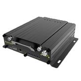 4-х канальный автомобильный AHD регистратор 720P + 3G, GPS, WiFi, HDD 2 Tb
