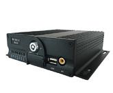 4-х канальный автомобильный AHD видеорегистратор 720P, 2 SD карты до 256 Гб, GPS, 3G + Wi-Fi