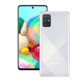 Смартфон Samsung Galaxy A71 6/128GB Серебряный