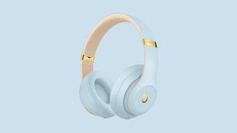 Наушники Beats Studio 3 Wireless Crystal Blue