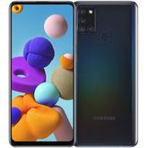 Смартфон Samsung Galaxy A21s 4/64GB Чёрный