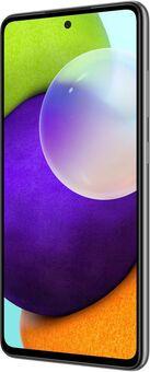 Смартфон Samsung Galaxy A52 8/256GB, Черный