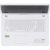 "Ноутбук ASUS R702UB-BX284T Intel Core i3 6006U 2000 MHz/17.3""/1600x900/6GB/1000GB HDD/DVD нет/NVIDIA GeForce MX110 2GB/Wi-Fi/Bluetooth/Windows 10 Home белый"