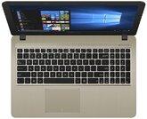 "Ноутбук ASUS X540UB Intel Pentium 4405U 2100 MHz/15.6""/1366x768/4GB/500GB HDD/DVD нет/NVIDIA GeForce MX110/Wi-Fi/Bluetooth/Endless OS"