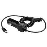 Автомобильное заряд. устр. ELtronic Micro Usb 800mAh встроенный кабель