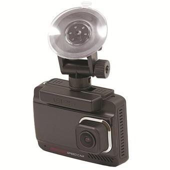 Автомобильный видеорегистратор с радаром, GPS, ADAS, G-Sensor, 2К, экран 3