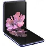 Смартфон Samsung Galaxy Z Flip, черный