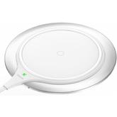 Беспроводное зарядное устройство Baseus Wireless Charger WXZD-02 белый