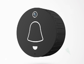 Беспроводной (Wi-Fi) дверной звонок серии Cleverdog, 90 дней автономной работы.