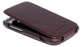Чехол-книжка Hoco для HTC Sensation XL коричневый