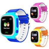 Детские часы FAMILY CARE разноцветные Q80