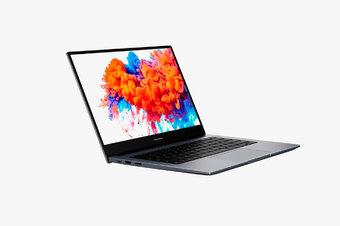 Ноутбук HONOR MagicBook 15 AMD Ryzen 5 3500U/256Gb SSD/8 Gb RAM Космически серый