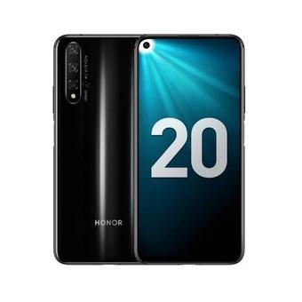 Смартфон Honor 20 6/128GB Полночный Черный