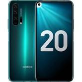 Смартфон Honor 20 Pro 8/256GB Мерцающий бирюзовый