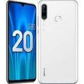 Смартфон Honor 20 Lite 4/128GB (RU) Ледяной белый MAR-LX1H