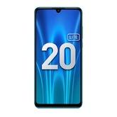Смартфон Honor 20 Lite 4/128GB (RU) Сияющий ультрамарин MAR-LX1H