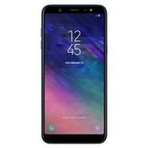 Смартфон Samsung Galaxy A6+ 32GB Синий