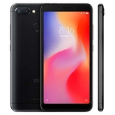 Смартфон Xiaomi Redmi 6 4/64GB Black