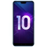 Смартфон Honor 10 4/128GB Blue (Мерцающий синий)