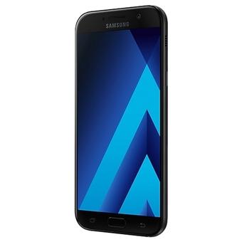 Смартфон Samsung Galaxy A7 (2017) SM-A720F/DS Черный