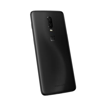 Смартфон OnePlus 6T 8/256GB Чёрный Матовый