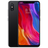Смартфон Xiaomi Mi8 6/64GB Black (черный) EU Global Version
