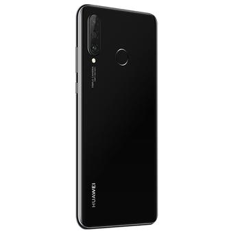 Смартфон HUAWEI P30 lite Полночный Черный