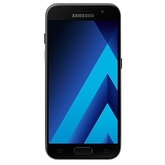 Смартфон Samsung Galaxy A3 (2017) SM-A320F/DS Чёрный
