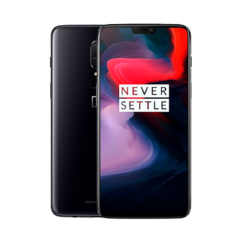 Смартфон OnePlus 6 8/128GB Black