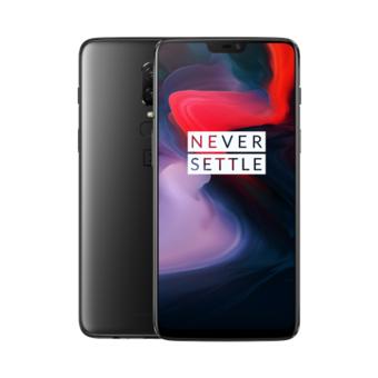 Смартфон OnePlus 6 6/64GB Mirror Black (Зеркально-Черный) Global Rom