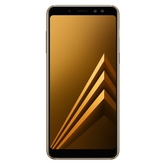 Смартфон Samsung Galaxy A8 (2018) 32GB Золотой