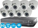 Комплект Видеонаблюдения AHD Контроль 8+8 1MPX