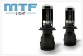 Биксенон MTF-Light SlimLine с обманками