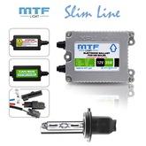 Биксенон MTF-Light SlimLine XPU с обманками