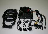 Набор видеонаблюдения на транспорт 1SD карта, 1.0Мп 4+3, микрофон